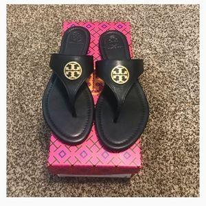 Tory Burch Benton Flat Sandals